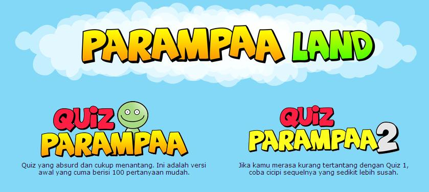 Download Game Quiz Parampaa 1 dan Quiz Parampaa 2 Offline Full Version